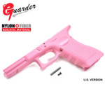 【Guarder(ガーダー)】フレーム Original Frame for 東京マルイ G17/18C 2013 New Ver.(PINK)|GLOCK−99(P)