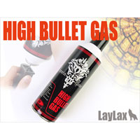 【LayLax(Satellite)】ハイバレットガス 152a (460ml *24)