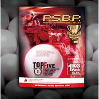 G&G BB弾 PSBP 0.20g (5000発 1Kgパック 白)